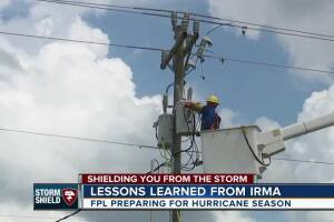 Power outages from Hurricane Irma lead to changes at FPL