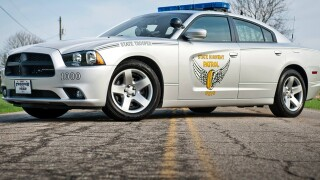 Passenger ejected, killed when SUV overturns in Wilmington, according to Ohio State Highway Patrol