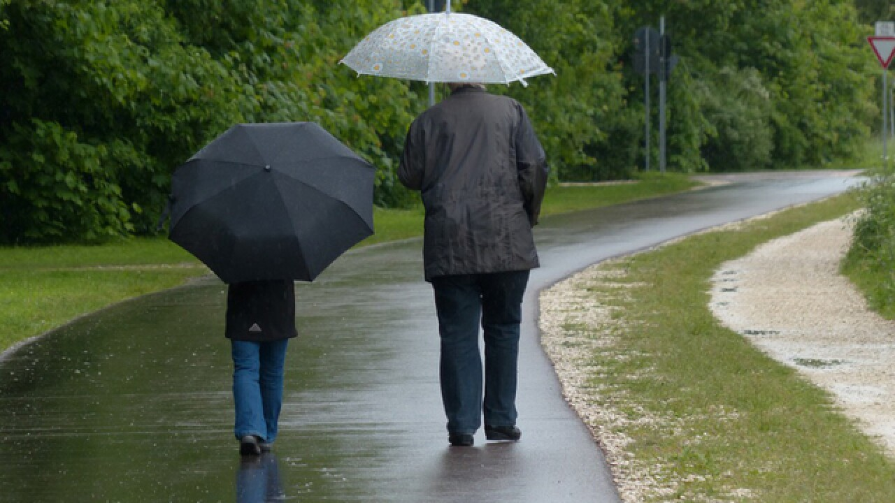 Why has May been such a chilly, wet month?