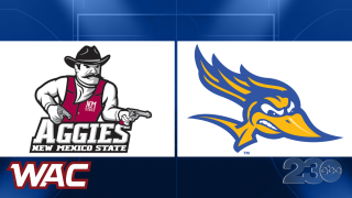 New Mexico State vs CSUB - WAC Basketball