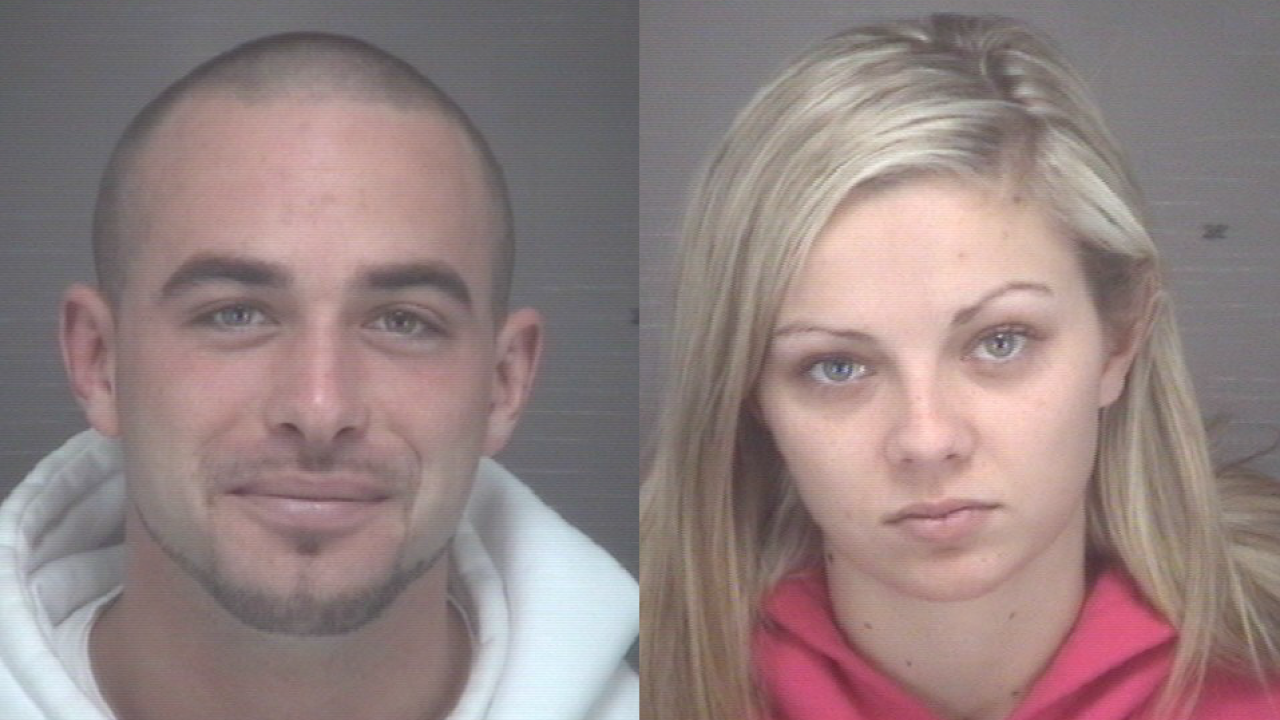 Two arrested during drug raid in Kill Devil Hills