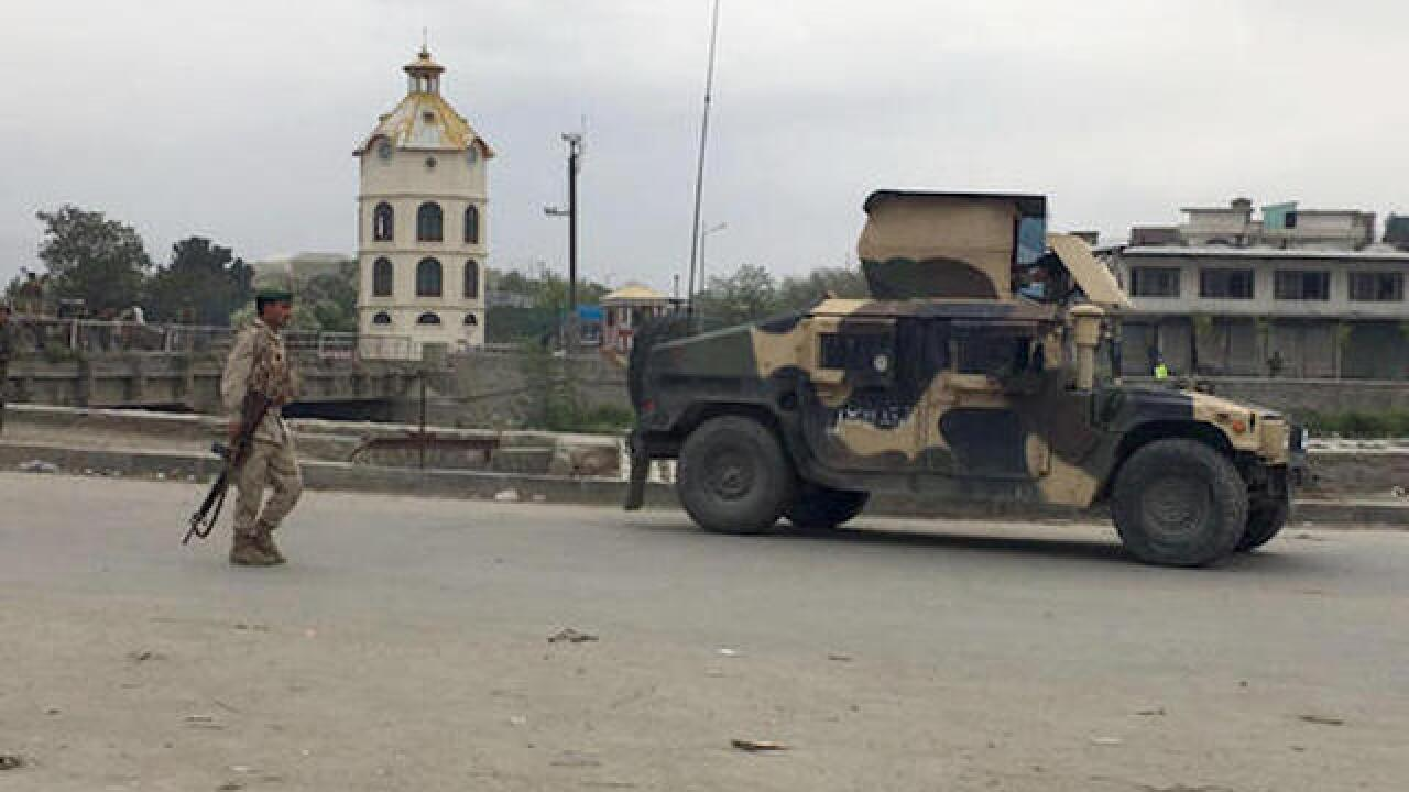 Dozens killed in Taliban attack in Afghanistan