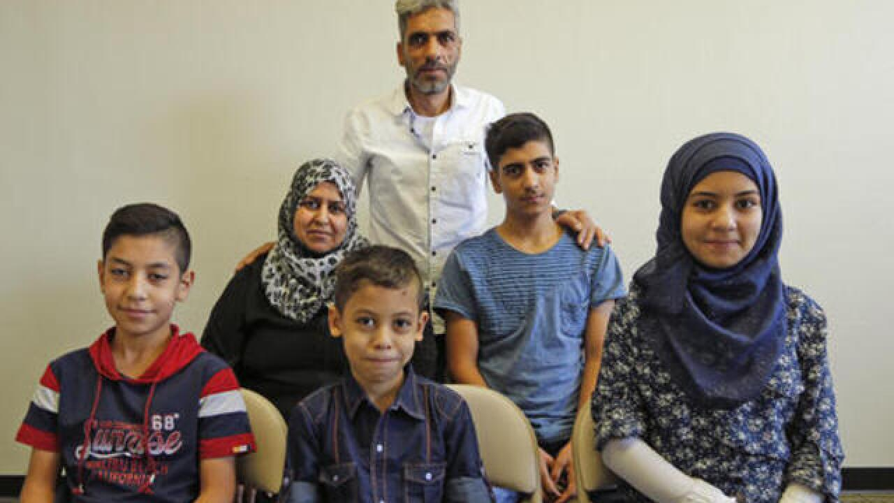 Hundreds of Syrian refugees find new home in SD