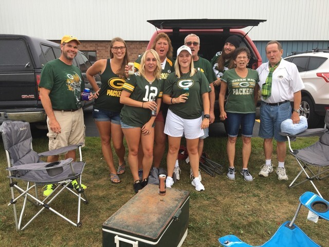 PHOTOS: Packer fans excited for the game