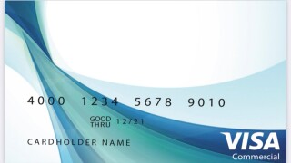 CARES Act debit food card example provided by Palm Beach County