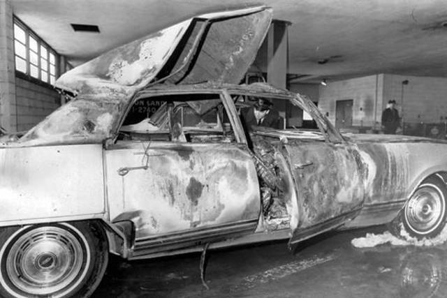 PHOTO GALLERY: 1977 Lyndhurst car bombing that killed notorious mobster Danny Greene