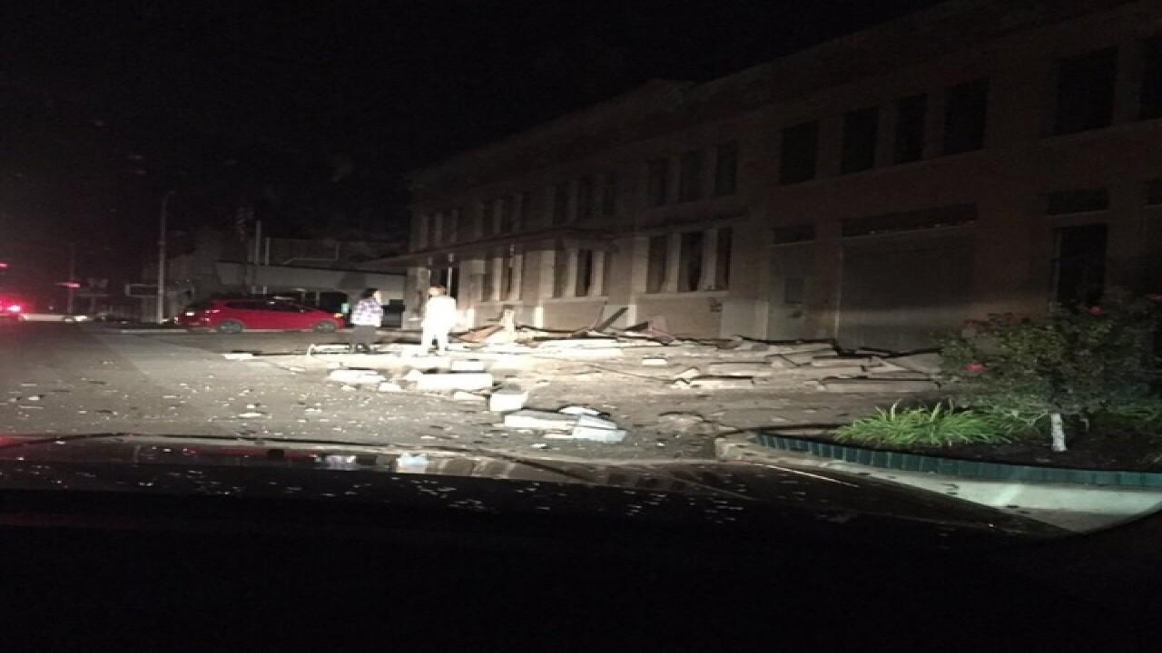 Magnitude 5.3 earthquake hits Oklahoma