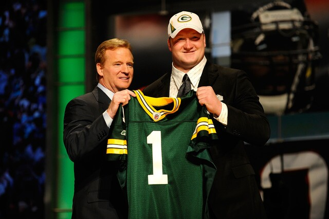 Green Bay Packers first-round draft picks in the 21st century