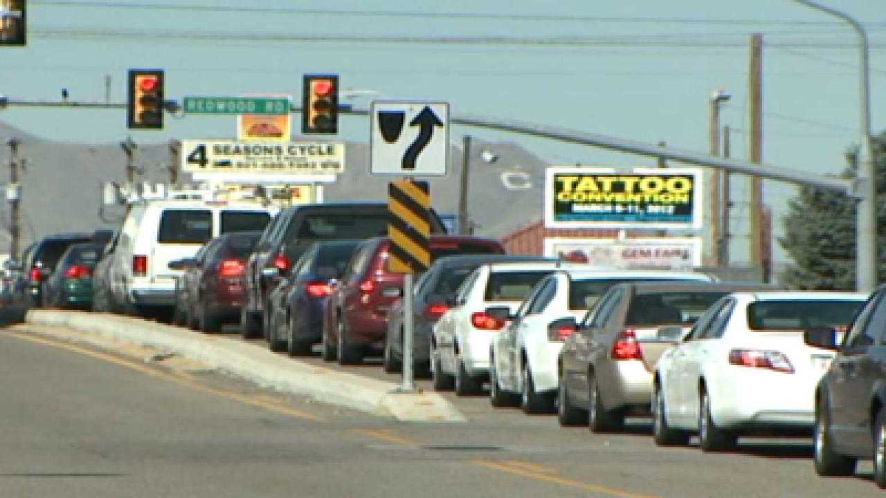WVC study hopes to help drivers spend less time idling