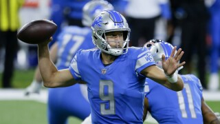 "Lost an edge? Stafford says no, ""I have as much juice as I've ever had"""