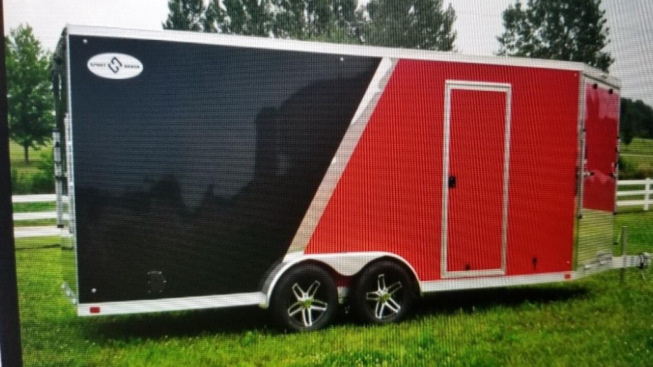 stolen branch county trailer 011420