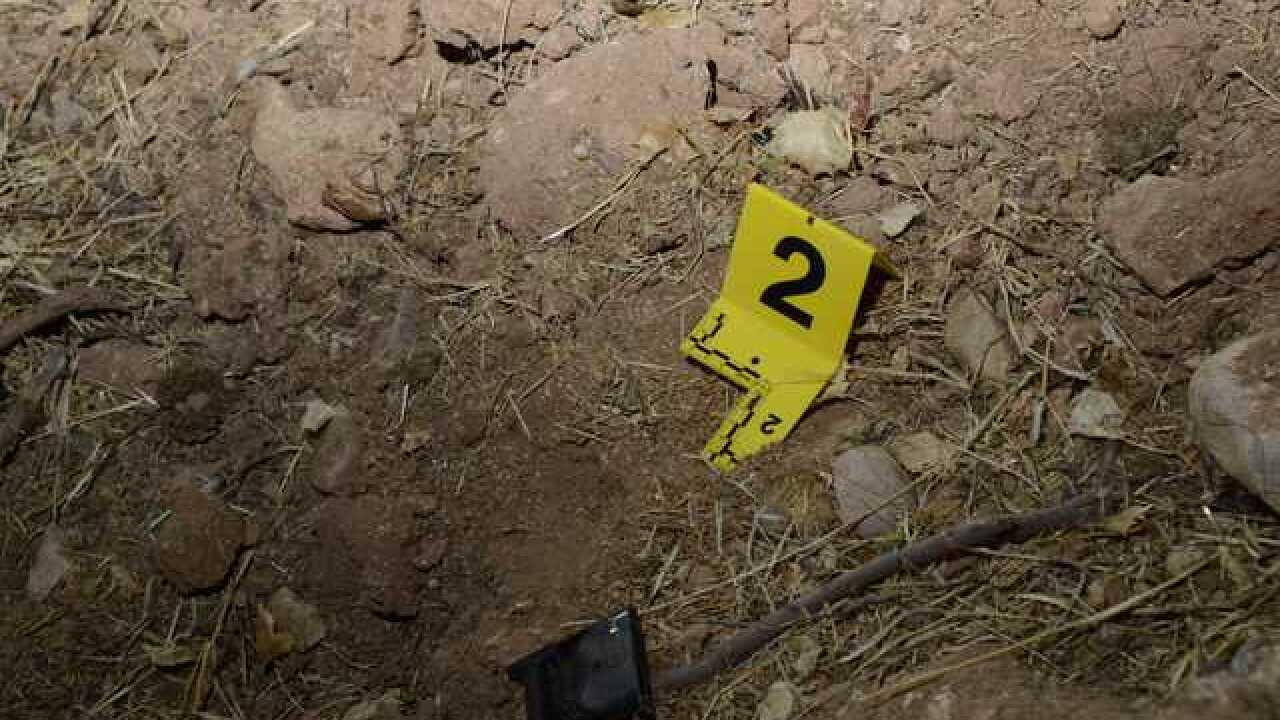 Crime scene photos of Vail double homicide