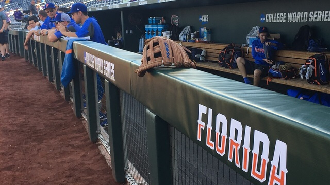 College World Series: Florida seals spot in CWS final four with win over Texas Tech