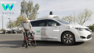 How seniors could benefit from self-driving technology