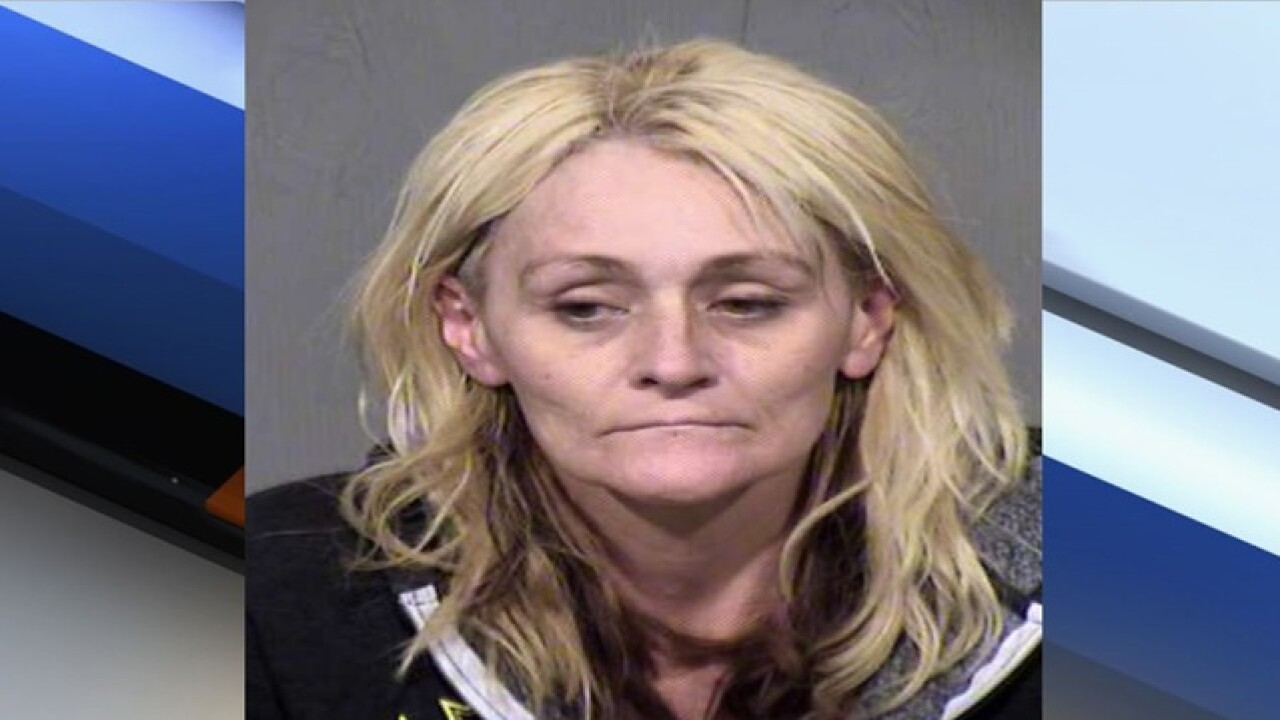 PD: Woman drives over boyfriend at Phoenix park