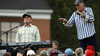 The Beach Boys to perform at Meadow Brook Amphitheatre this summer