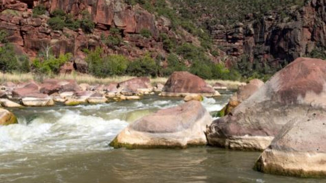 Crews locate body of missing rafter at Dinosaur National Monument