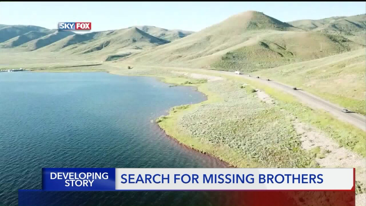 Search continues Saturday for missing Utahfishermen