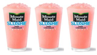 How to get a free pink lemonade slushie at McDonald's