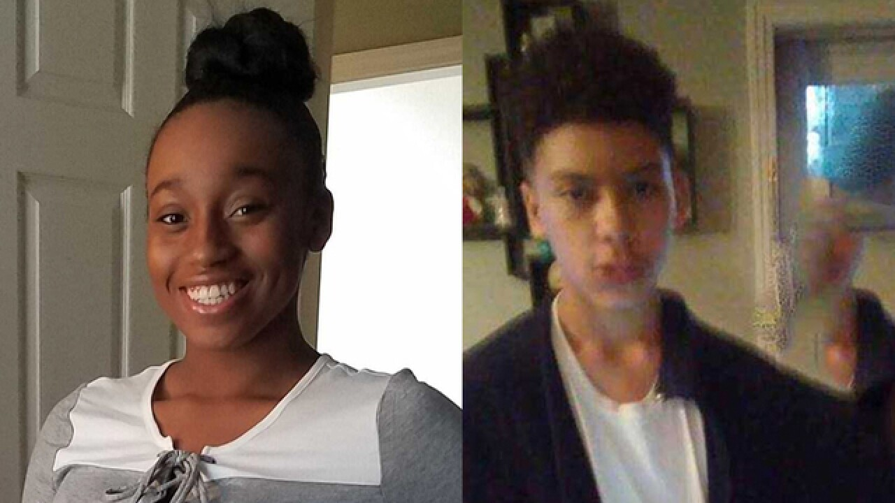 Clarksville Police Search For Teen Runaways