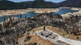 California Drought-Reservoirs