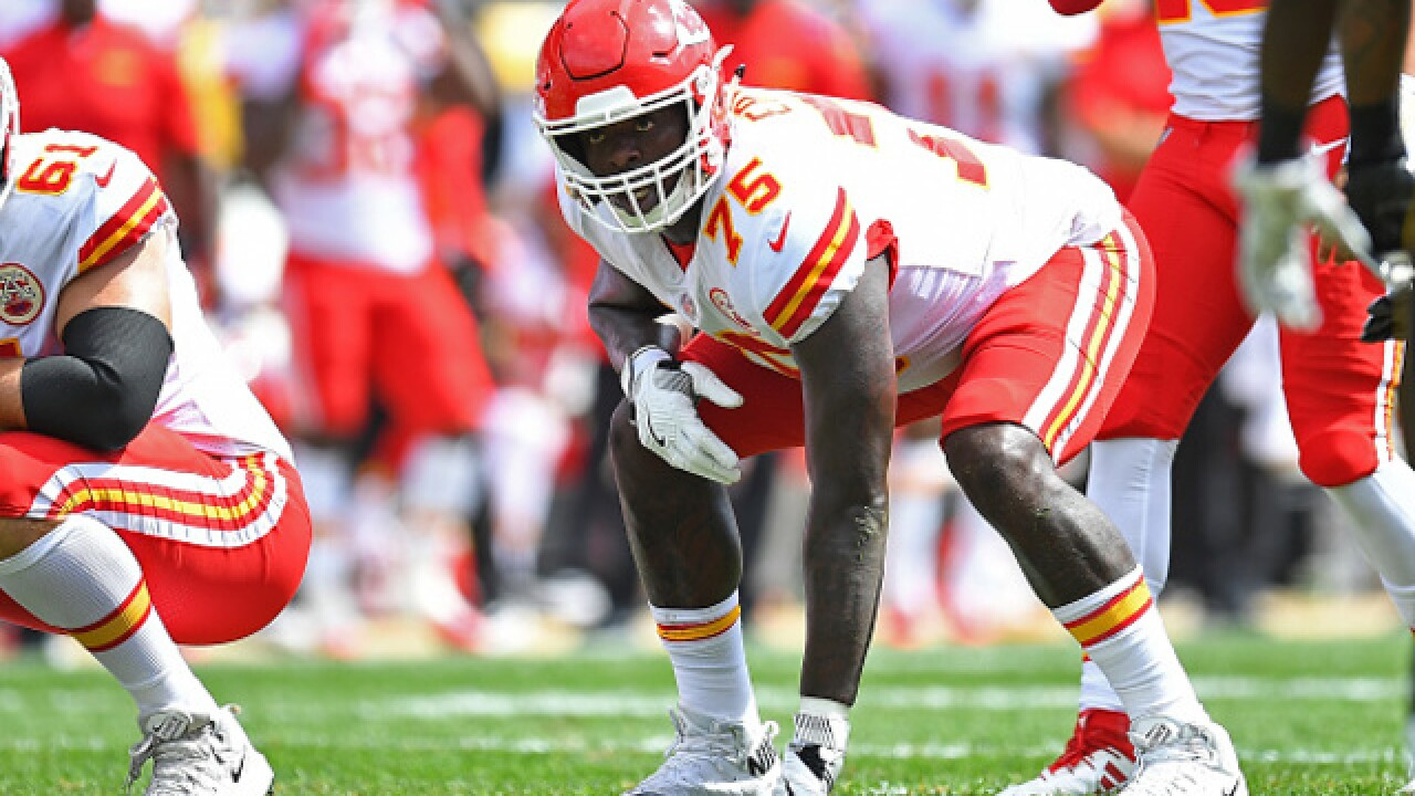 Ex-Browns player now with Chiefs ready for game