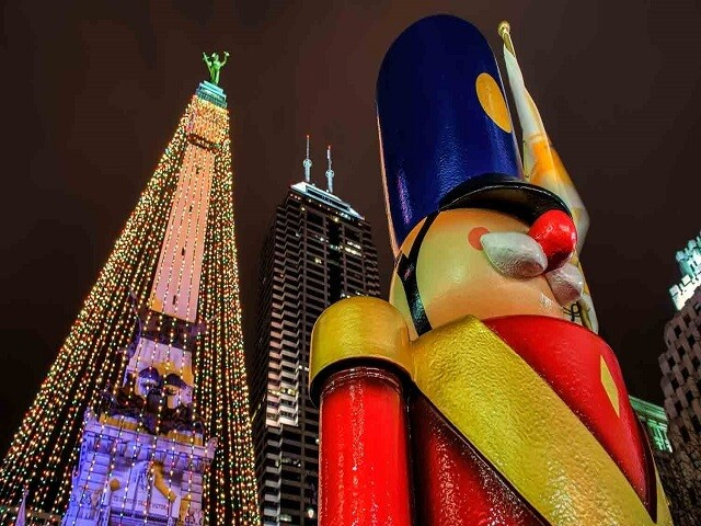 Top six things to do in Indianapolis this weekend: November 24, 2017