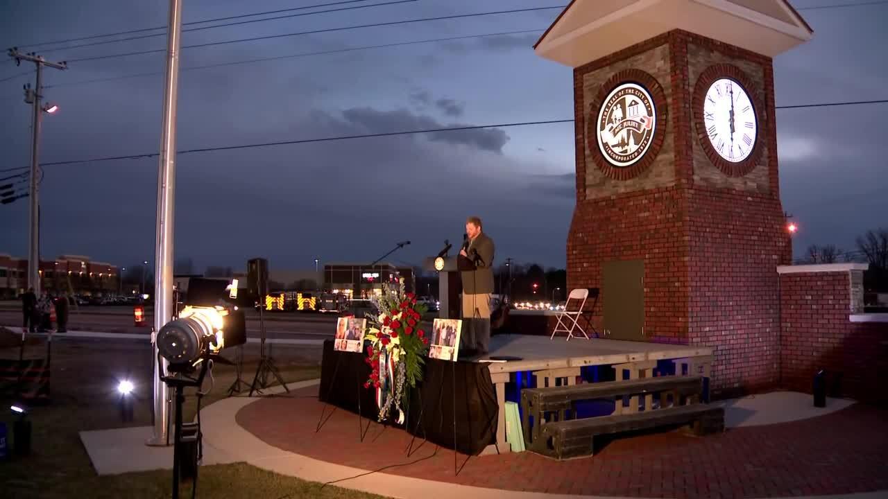 tornado remembrance vigil