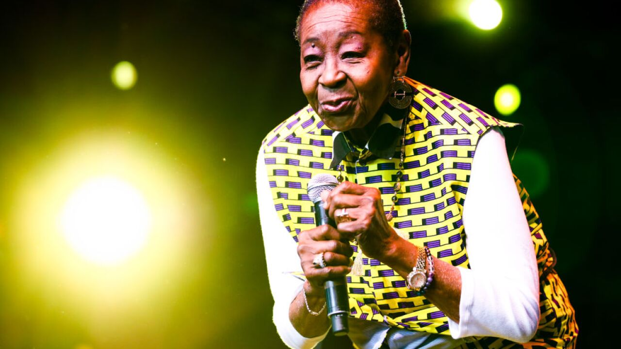 Calypso Rose, 78, just became Coachella's oldest performer