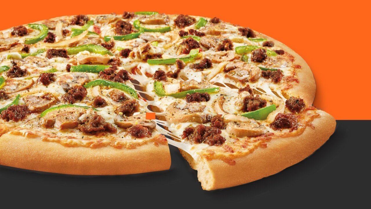 Little Caesars testing out an 'Impossible' pizza