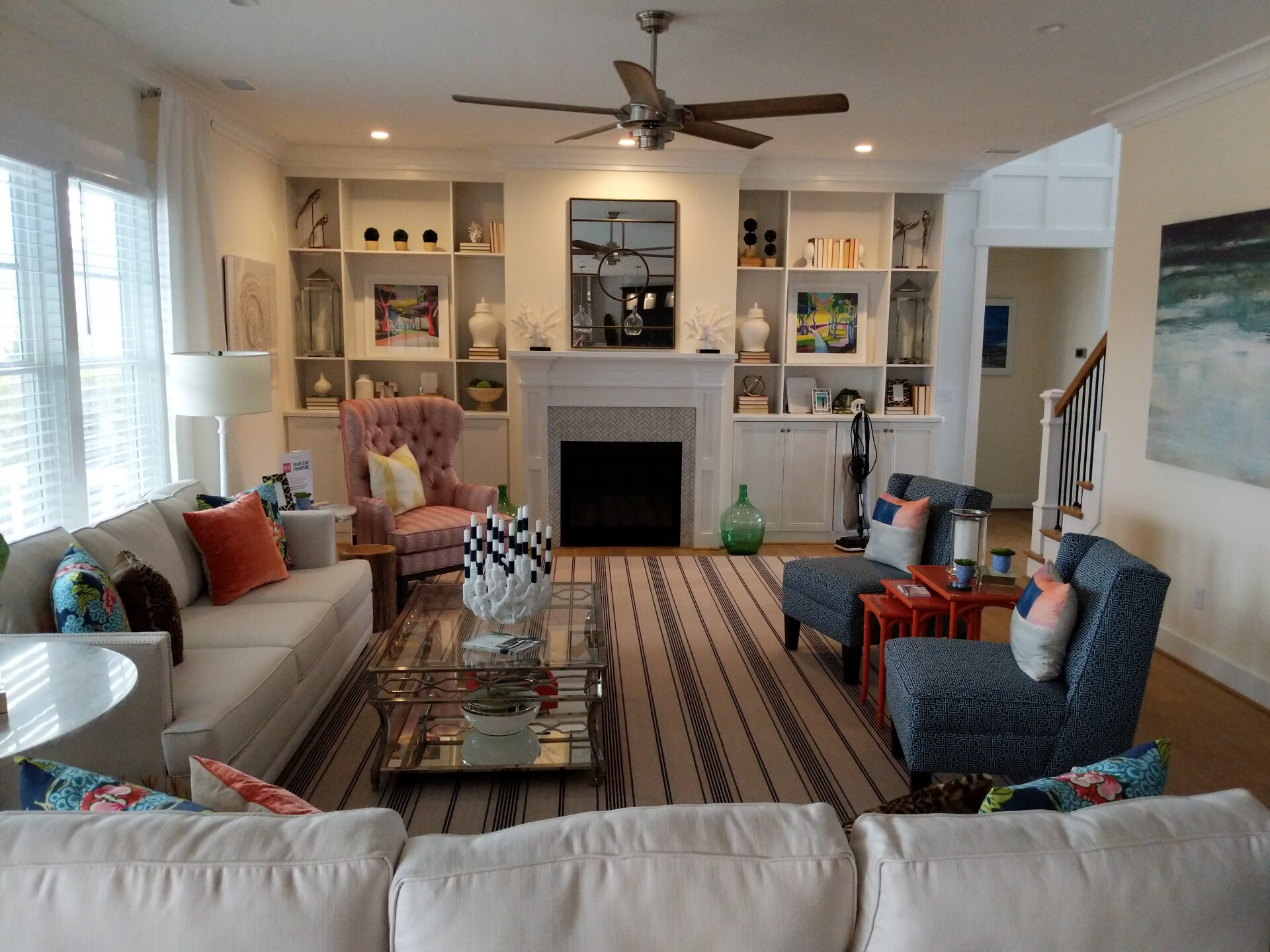 Photos: It's finished! Open house weekends for the 2019 St. Jude Dream Home start March23