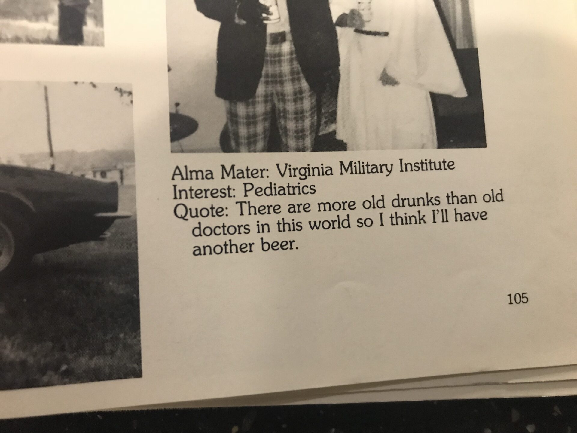 Photos: Gov. Northam 'deeply sorry' for EVMS yearbook photo including blackface, Klan costumes; says he will notresign