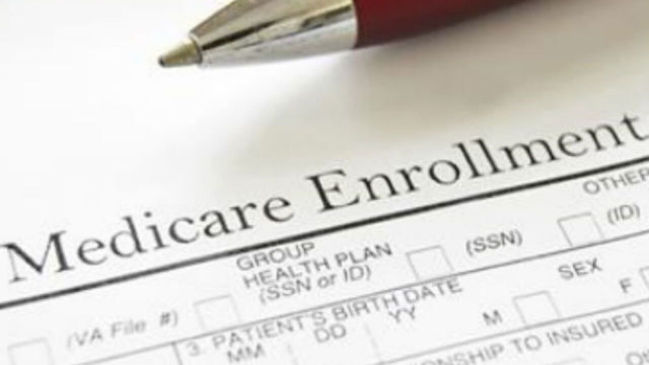 Open enrollment scams targeting patients
