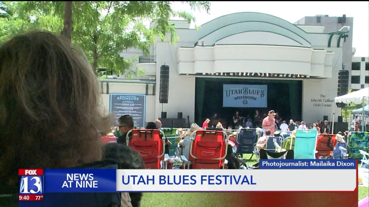 The 2019 Utah Blues Festival thrills blues fans for the fifth straightyear