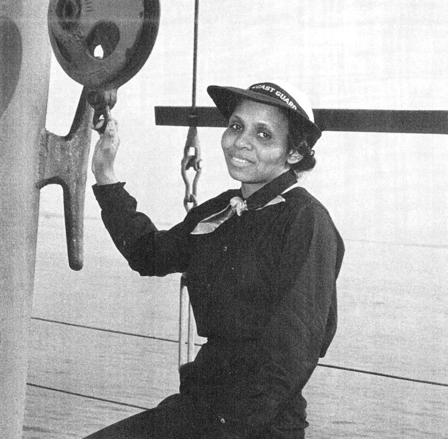 Photos: First African American woman to enlist in Coast Guard dies at103