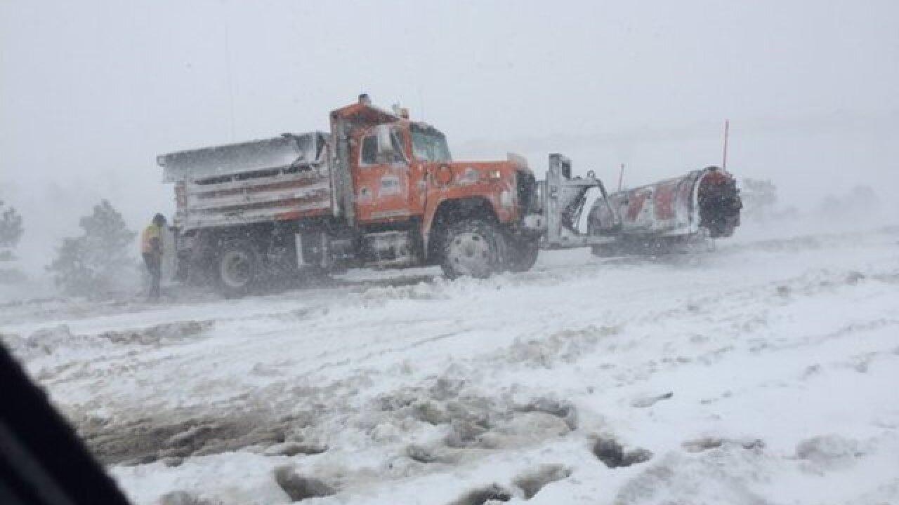 Closures on I-25, I-70, US 6, NB I-225, more