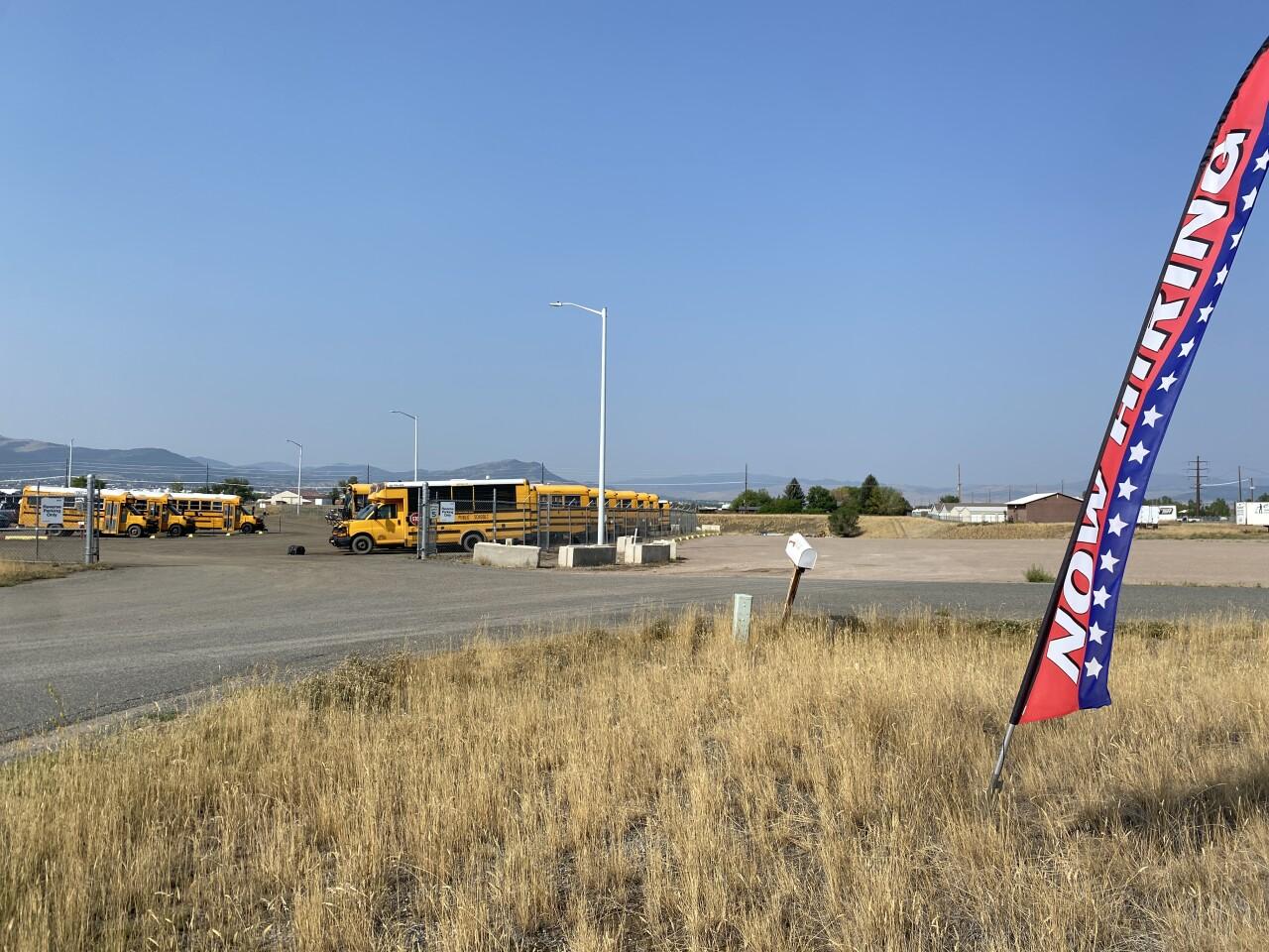 Helena School Bus Driver Shortage