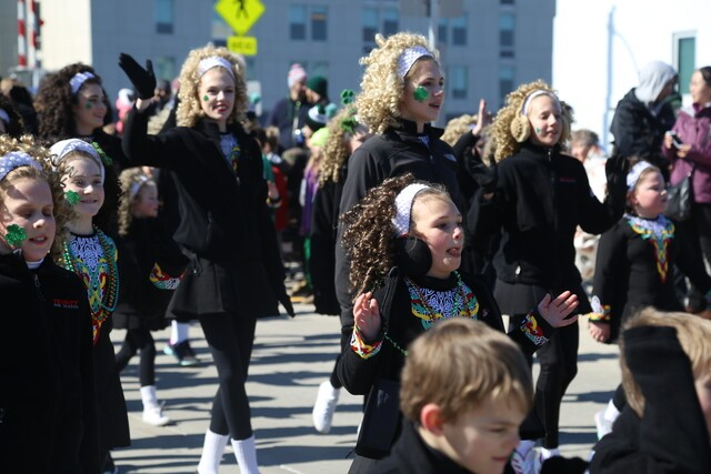 Milwaukee's 2018 St. Patrick's Day Parade [PHOTOS]