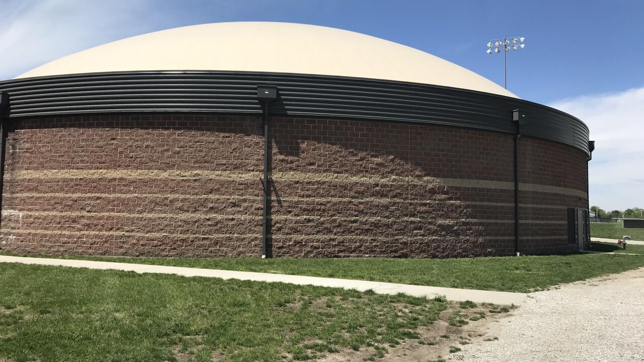 raypec tornado shelter dome.JPG