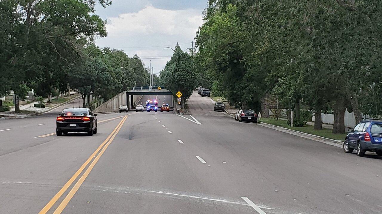 Platte Ave Bridge