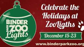 ZooLights opens Friday with Lion King drawing