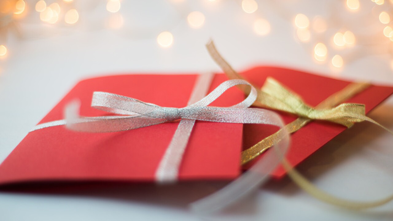 Give the gift of a personalized gift card