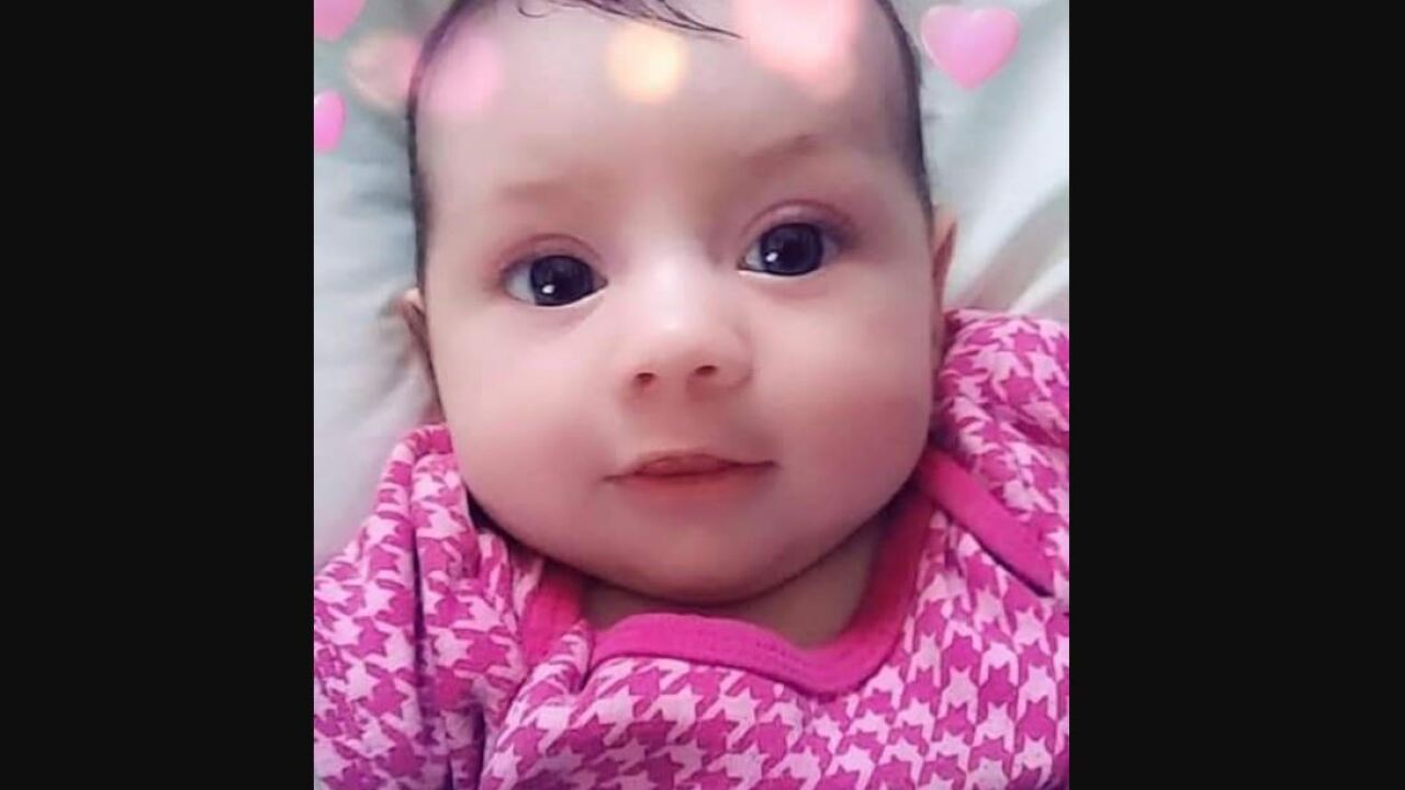 Missing 8-month-old last seen five days ago