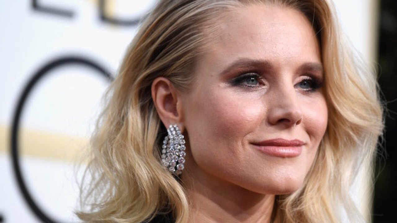 Kristen Bell to be the first SAG Awards host in history