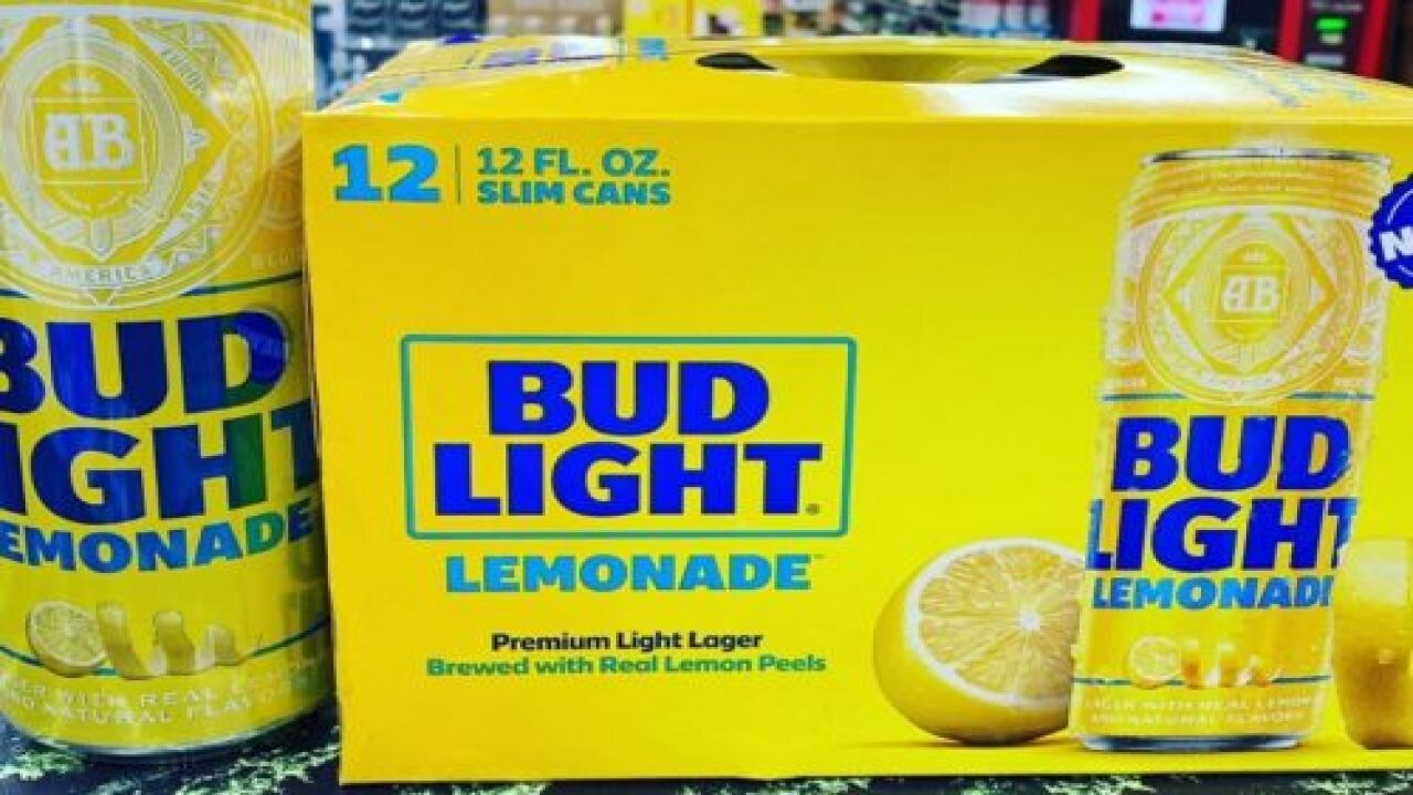 Bud Light Is Introducing A Lemonade Beer And It Sounds Perfect For Spring