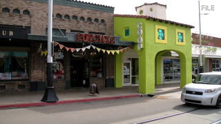 Small businesses Fourth Avenue