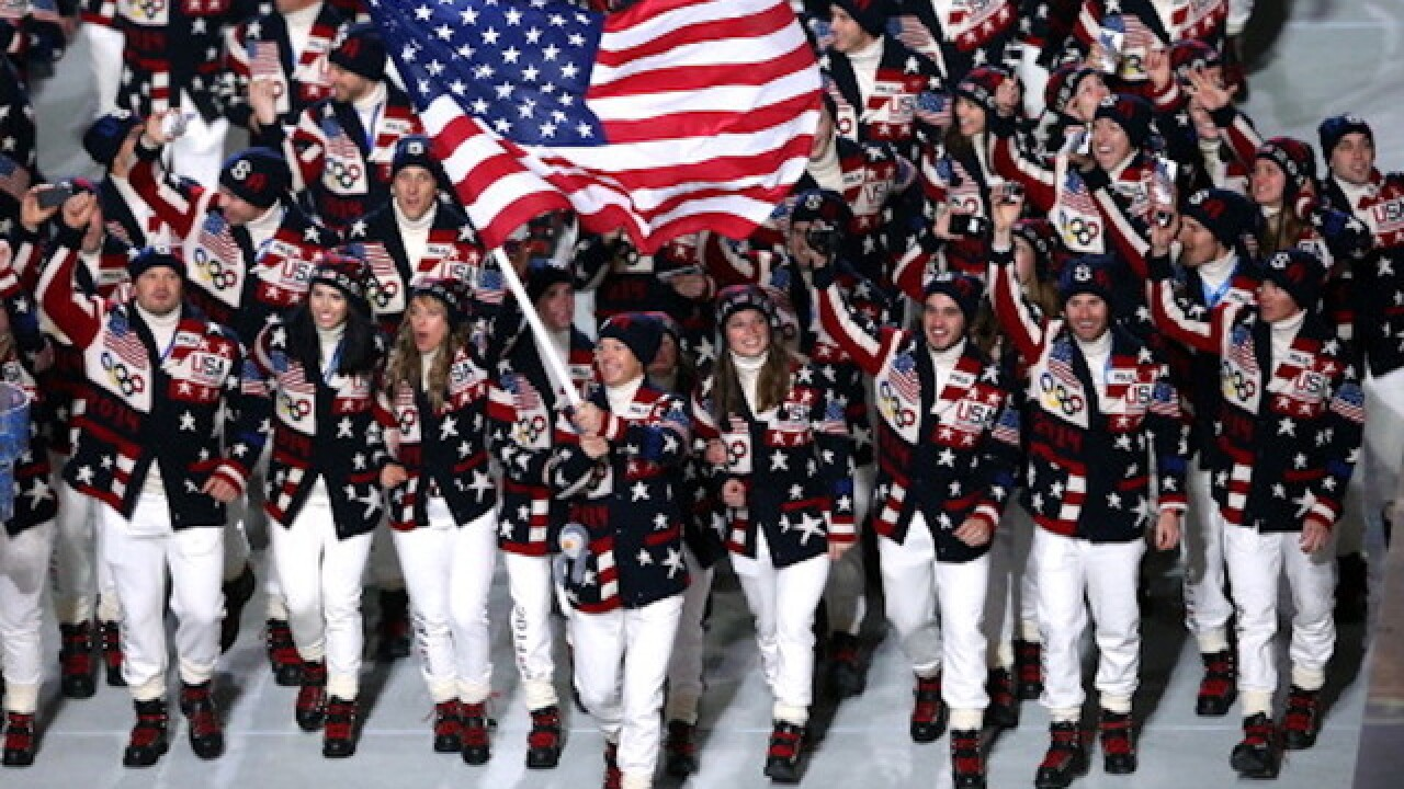 Team USA is fielding the largest team in Winter Olympic history