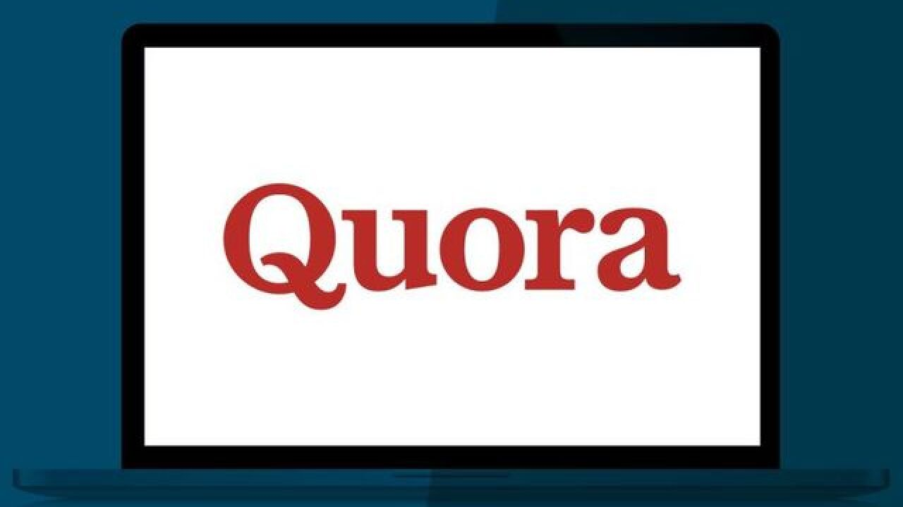 Quora says 100 million users hit by 'malicious' data breach