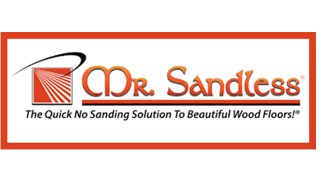 Mr. Sandless Logo