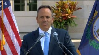 Gov. Bevin issues pardon for man convicted of sexual abuse